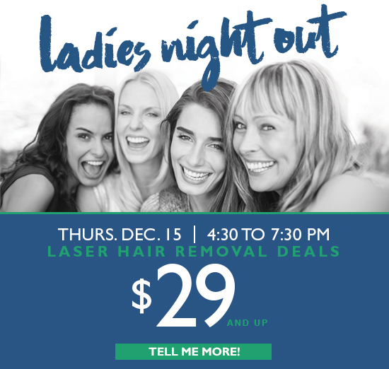 Valley View Laser MD Ladies Night Out